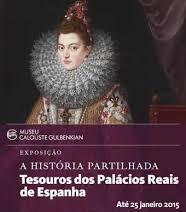 tesouros dos palácios reais de espanha