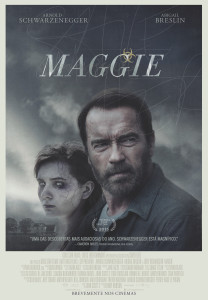 POSTER CINEMA maggie