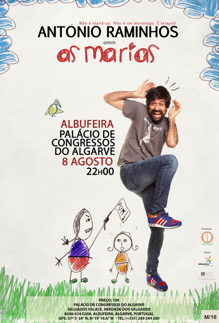 Raminhos -As Marias - 8AGOSTO Albufeira